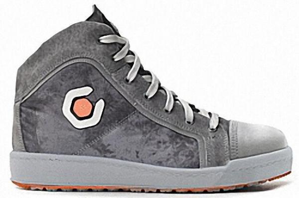 Stiefel TAG mit Aluminiumkappe Größe 45