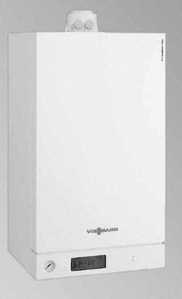 VIESSMANN Vitodens 100-W Gas-Brennwertheizgerät 26 kW