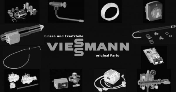 VIESSMANN 7820514 Flansch Motor (Ascheaustragung)