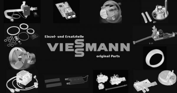 VIESSMANN 7207170 Aschekasten für Kaminunterbau