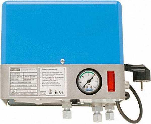 OILPRESS 330-902 Typ 330 mit Rücklauf Ölpress-Druckspeicheraggregat