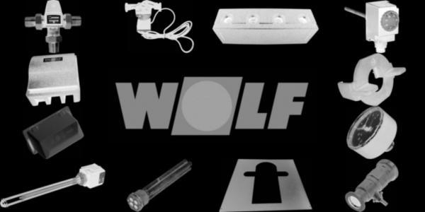 WOLF 2071707 Flüssigkeitssammler D10