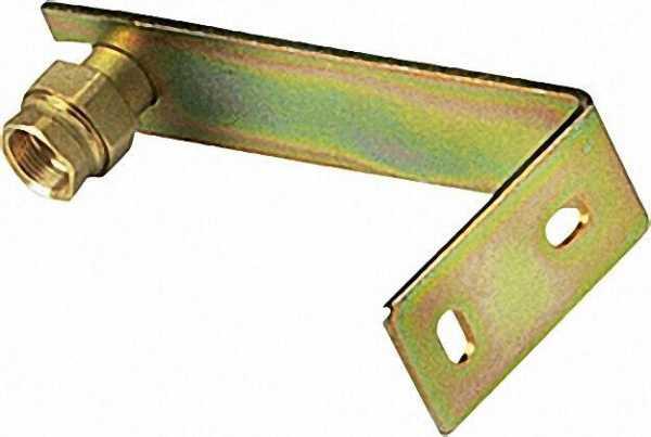 Wandhalter für Ausdehnungsgefäße bis 40 Liter Heizung/Solar/Sanitär