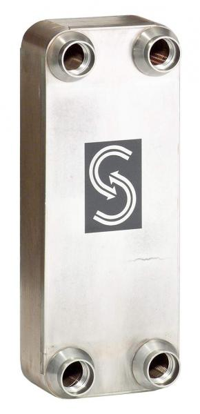 DIMPLEX 362400 WTU130 Plattenwärmetauscher kupfergelötet