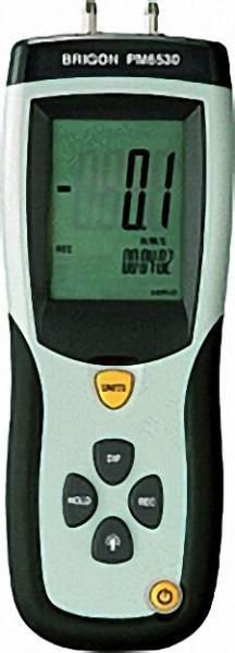BRIGON Differenzdruckmessgerät PM 6530 inklusive Zubehör