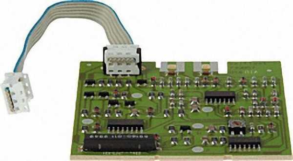 Leiterplatte TEC I (Abgassensor) 13-0355