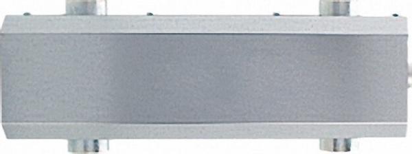 Hydraulische Weiche HWK 60x1 1/4'' inklusive Isolierung