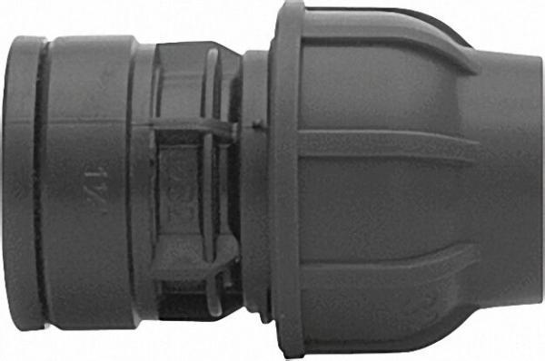 Klemmverbinder Übergangs-Muffe Typ-PI 20 x 1/2'', kegeliges Rohrgewinde