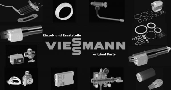 VIESSMANN 9523071 Wellrohr DN20 L=1264mm