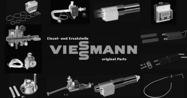 VIESSMANN 7833110 Schlauch DN40 mit G 1 1/2 Verschraubung
