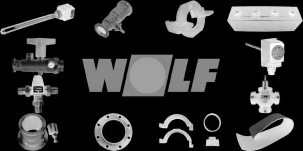 WOLF 8810362 Verkleidung komplett mitIsolierung für NK/NU 32/40