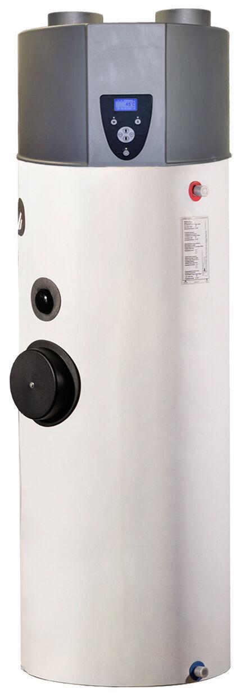 366640 LWP200E Lüftungsgerät mit Warmwasser-Wärmepumpe