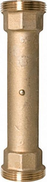 Verbindungsstück Messing für Heizkreisset gemischt 180mm