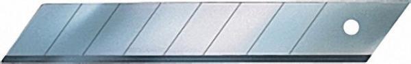Abbrechklingen 9mm für Universalmesser (10 Stück im Köcher)