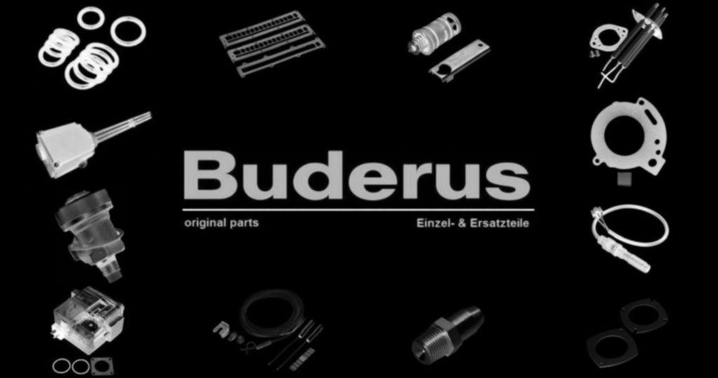 """Buderus 87183101250 Schlauch 1 1/2"""" L=605"""
