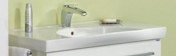 LANZET 7100212 K3 Keramik Waschtisch 92/7/52 weiß