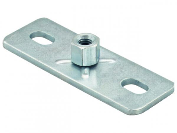 Fischer Grundplatte GPL M 10 VPE 1 Stück