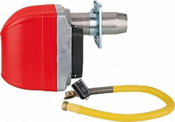 Gas-Gebläsebrenner SGN 110 B 40-65 kW, einstufig