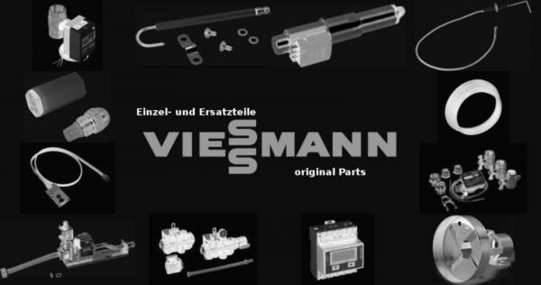 VIESSMANN 5057049 Strahlungsplatte für Ausputzdeckel A 70