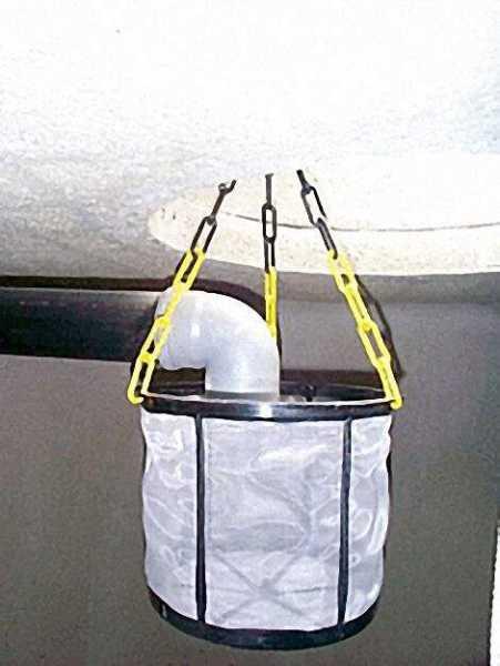 Filterkorb (dxH) 410 x 330mm