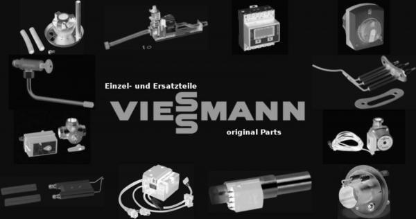 VIESSMANN 7826136 Satz Rohrbögen Montagerahmen