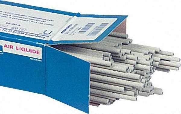 Stabelektroden Fincord 3, 2mm x 350mm Päckchen mit 125 Stück