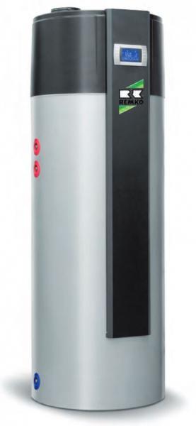 REMKO RBW300PV Brauchwasser Wärmepumpe 300 Liter mit PV-Kontakt