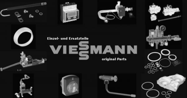 VIESSMANN 7836191 Flanschhaube Vitosilber
