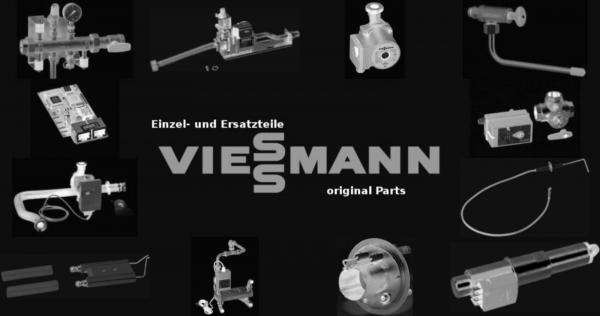 VIESSMANN 7825024 Rohrbogen Gas Montagerahmen