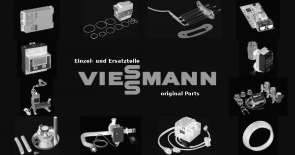 VIESSMANN 7810206 Wärmedämm-Matte Deckel