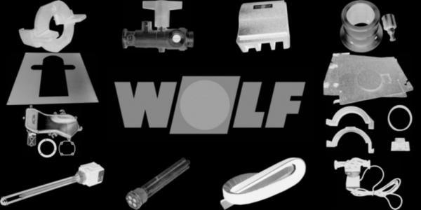 WOLF 8844021 Verkleidung oben Speicher 155l(ohne Isolierung)