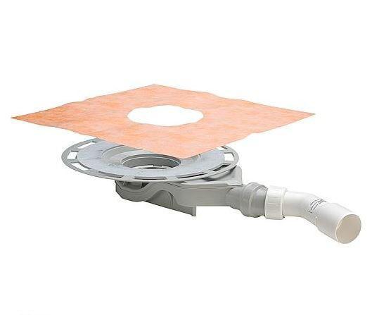 VIEGA Badablauf 4980.63 in DN40/DN50, Kunststoff