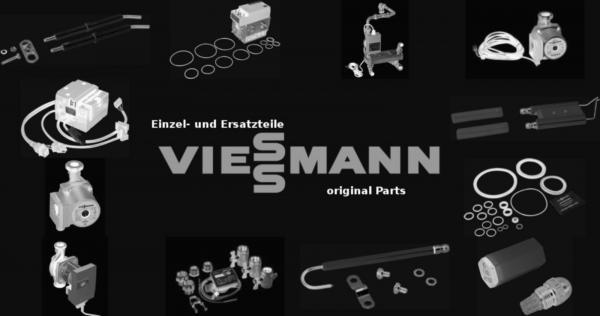 VIESSMANN 7076503 Drosselklappe D=162 mm Mono