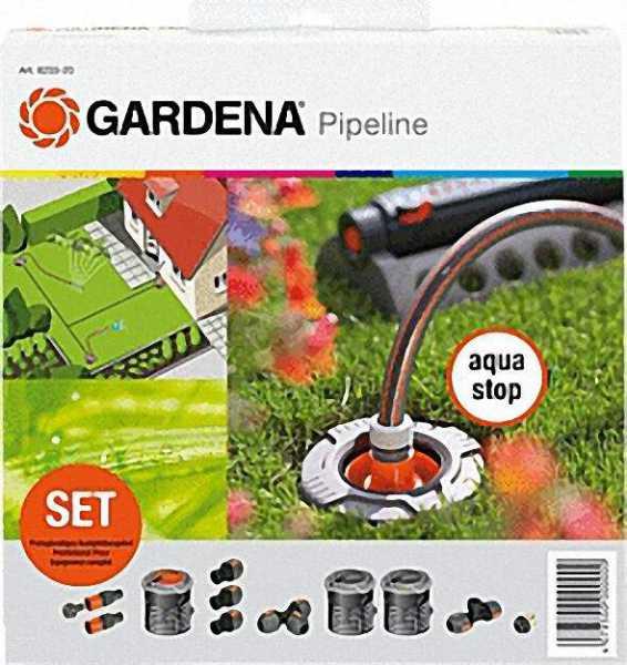 GARDENA Start-Set für Garten-Pipeline