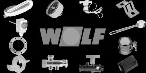 WOLF 1720600 Schalldämmhaube für Unit(Standardausführung)