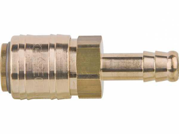 Verschlußkupplung Schlauchanschluß Typ 26 10mm