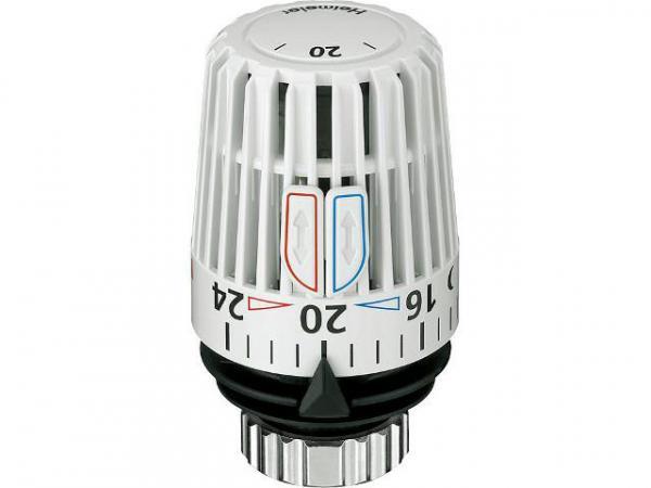 Heimeier 6000-00.600 Thermostat-Kopf K Einstellskala mit Temp. Sollwertbereich 6-28°C