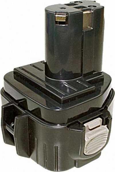 Werkzeugakku für Makita Ni-Cd 12V/2000 mAh