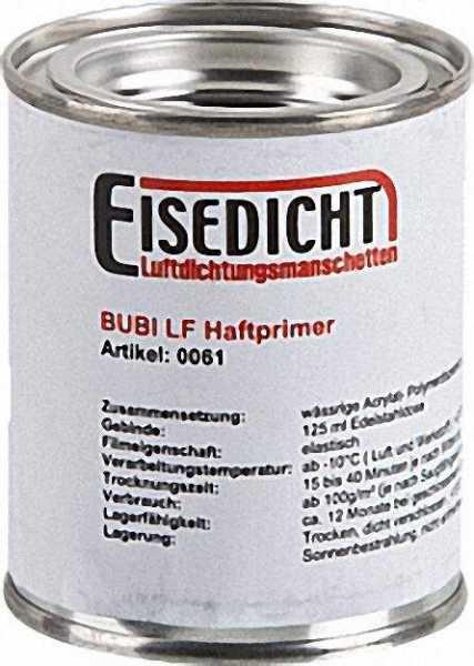 Uni Primer 125ml Dose Zubehör für Butyl-Manschetten