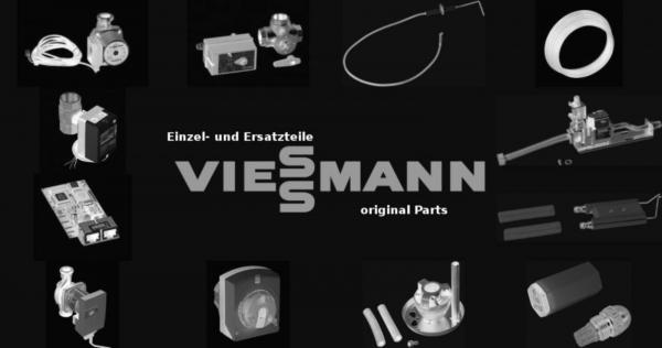 VIESSMANN 7076949 Russabsperrgehäuse XI Kamineinsatz 01-02