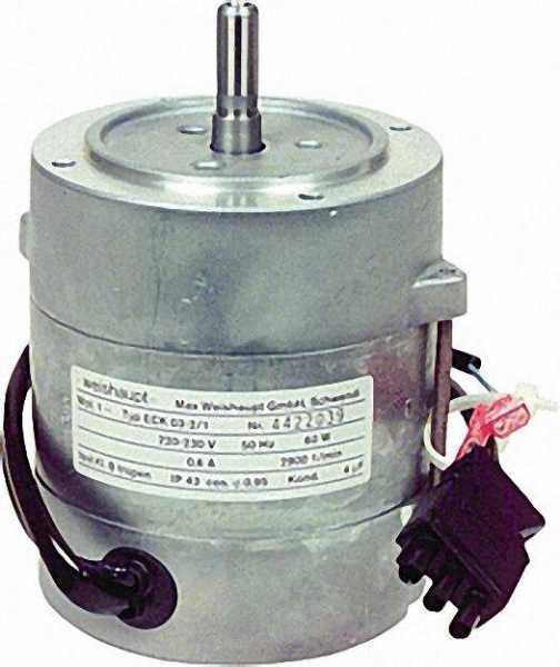 Brennermotor V Upm, WL 10-AU/15-A 241 100 0714/0