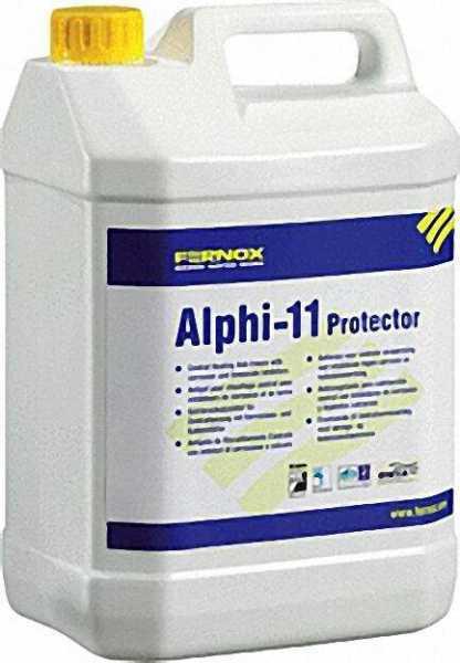 FERNOX Zentralheizungsvollschutz Alphi-11 5l