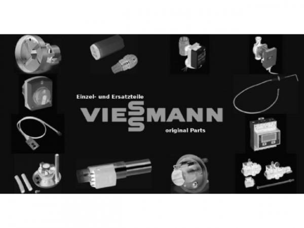 Viessmann Anschlussrohr HW / TW D18 7859580