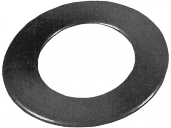 Gummi-Flanschdichtungen , DN 65, 77x127mm