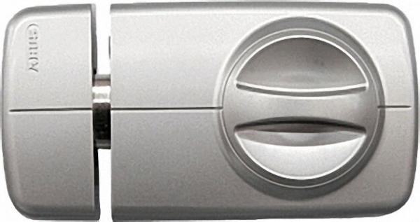 ABUS -Tür-Zusatzschloss 7010 EK-Look EK Edelstahloptik