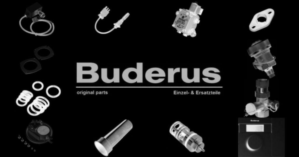 Buderus 5432716 Anbausatz für Stellmotor Serie 60 Ersatz