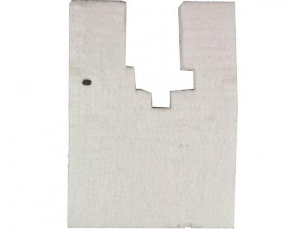 WOLF 1615010 Isolierung für Brennerplatte