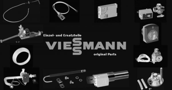 VIESSMANN 7332726 Vorderblech VCA/VCB22