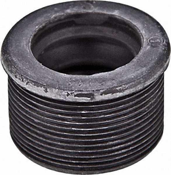 VALSIR Gummi-Dichtung schwarz D 46mm NW 50/32 für 1 1/4''