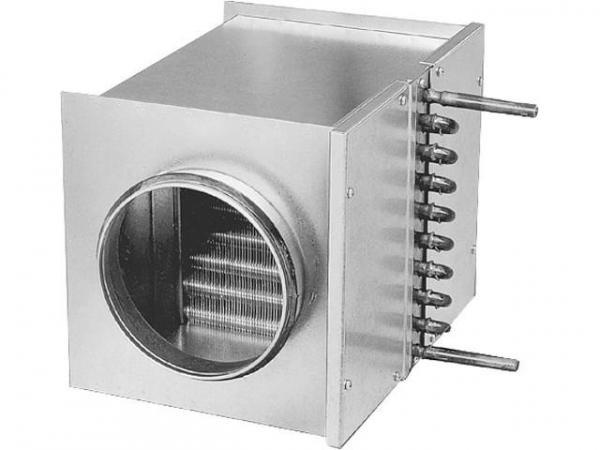 Helios 9482 Warmwasser-Heizregister WHR 200